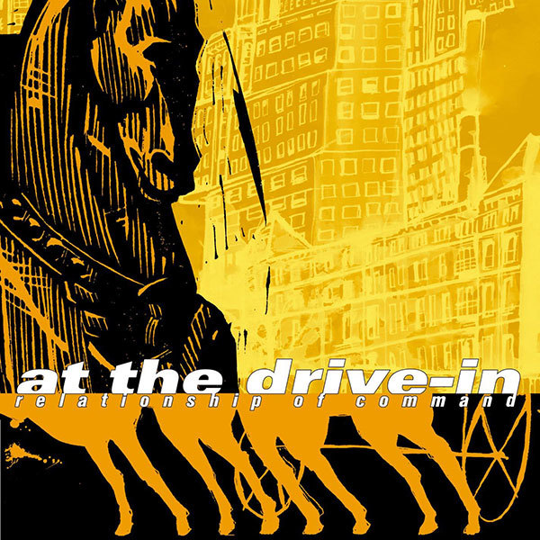 At The Drive-In - Relationship Of Command 2xLP