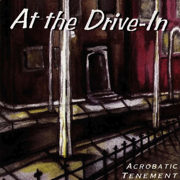 At The Drive-In - Acrobatic Tenement LP