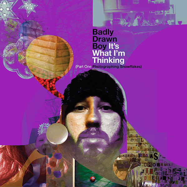 Badly Drawn Boy - It's What I'm Thinking (Part One Photographing Snowflakes) LP