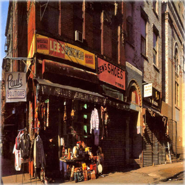 Beastie Boys - Paul's Boutique 2xLP