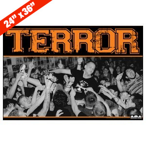 Terror 'Live' Poster