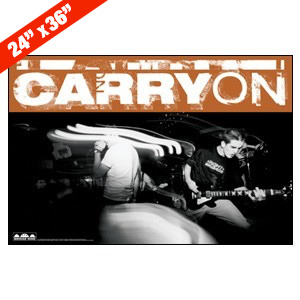 Carry On 'Live' Poster