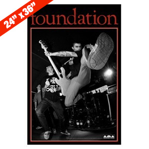 Foundation 'Live' Poster