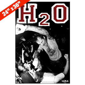 H2O 'Live' Poster
