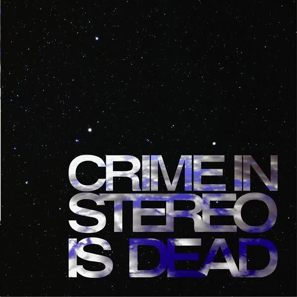 Crime In Stereo - Is Dead LP
