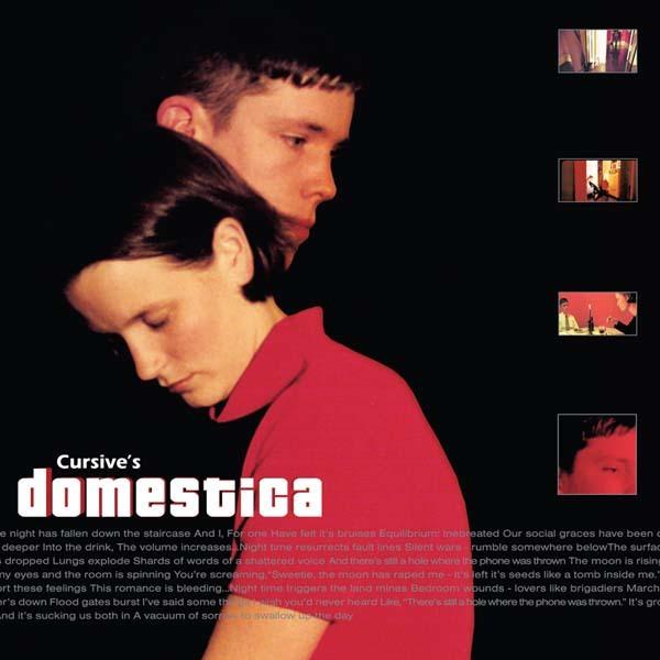 Cursive - Domestica LP