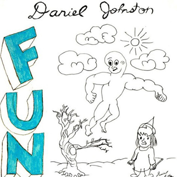 Daniel Johnston - Fun LP