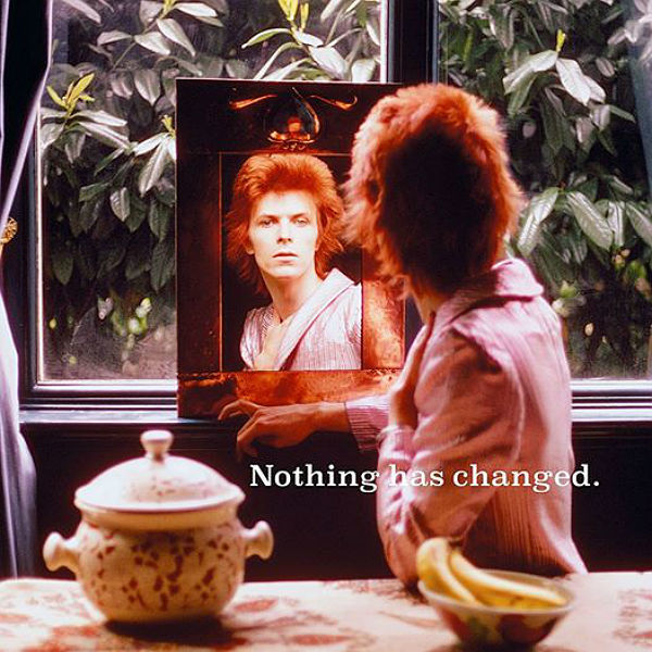 David Bowie - Nothing Has Changed 2xLP