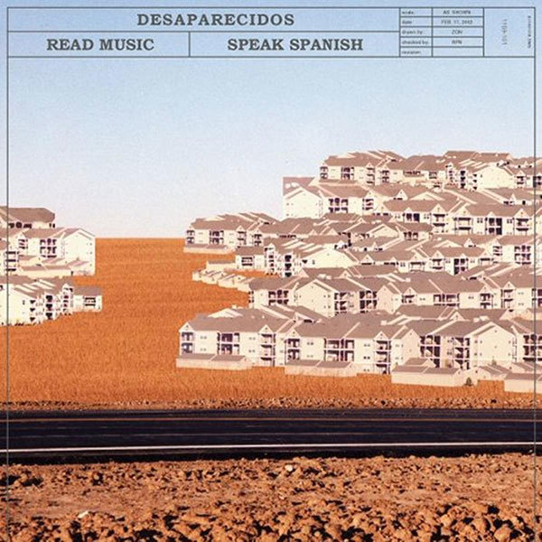 Desaparecidos - Read Music / Speak Spanish LP
