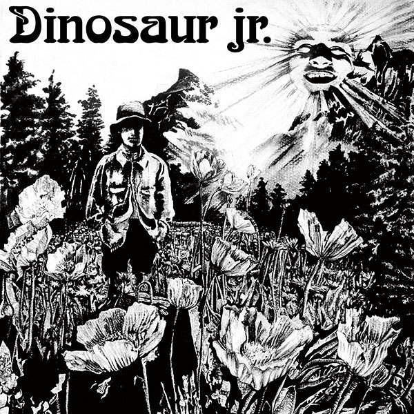 Dinosaur Jr. - Dinosaur LP