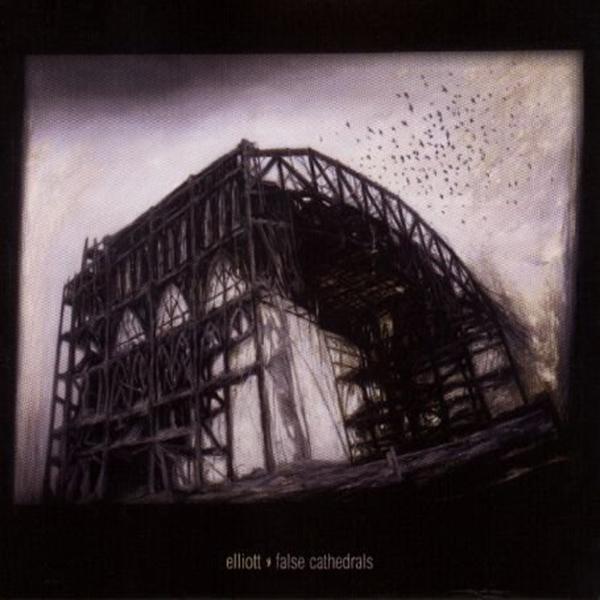 Elliott - False Cathedrals LP