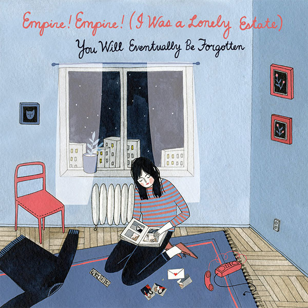Empire! Empire! (I Was A Lonely Estate) - You Will Eventually Be Forgotten LP