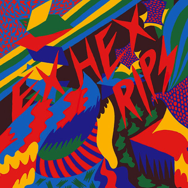 Ex Hex - Rips LP