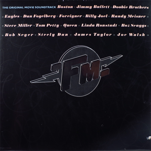 FM - Original Motion Picture Soundtrack 2xLP