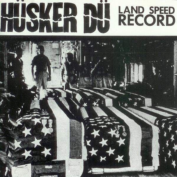 Hüsker Dü - Land Speed Record LP