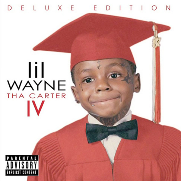 Lil Wayne - The Carter IV 2xLP
