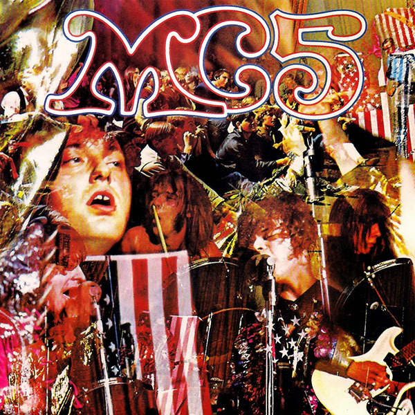 MC5 - Kick Out The Jams LP