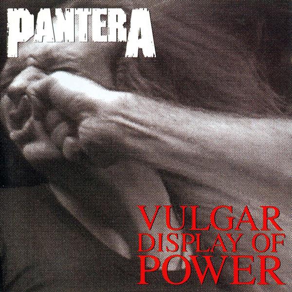 Pantera - Vulgar Display of Power 2xLP