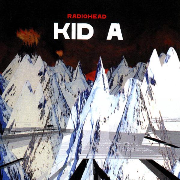 Radiohead - Kid A 2x10