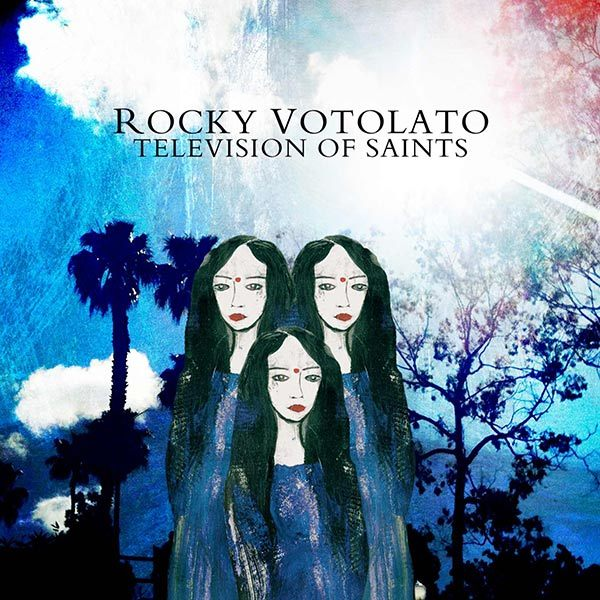Rocky Votolato - Television of Saints LP