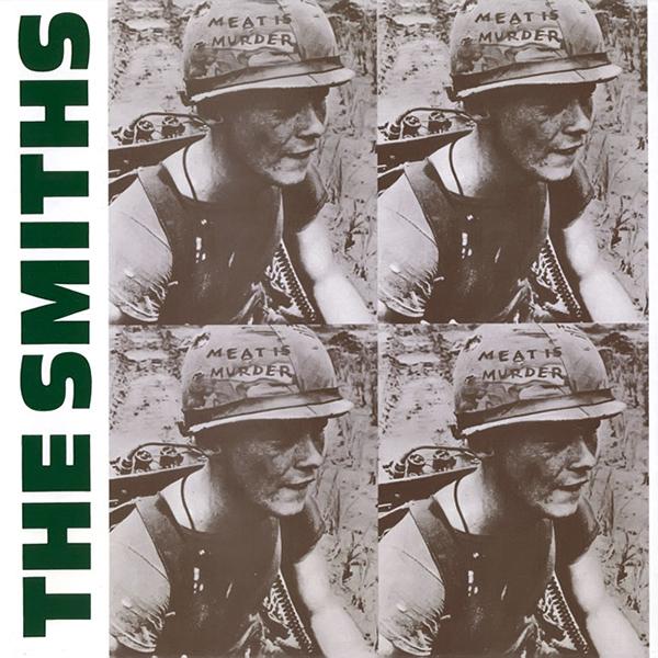 Smiths - Meat is Murder LP