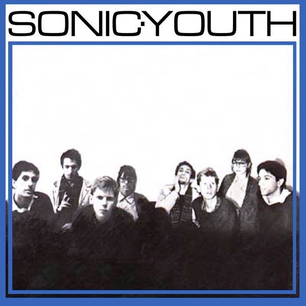 Sonic Youth - S/T 2xLP