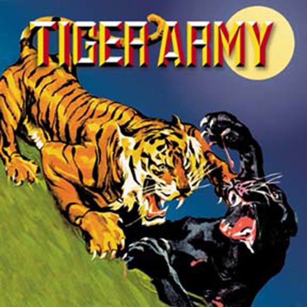 Tiger Army - S/T LP
