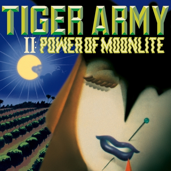 Tiger Army - II: Power of Moonlite LP