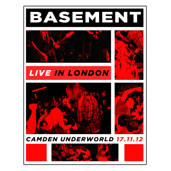 Basement - Live In London Poster