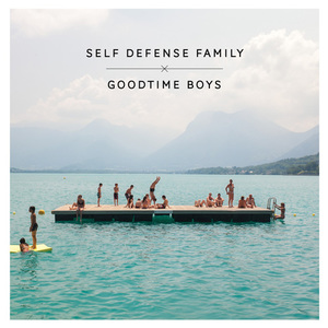 Goodtime Boys / Self Defense Family 'Split' 7inch