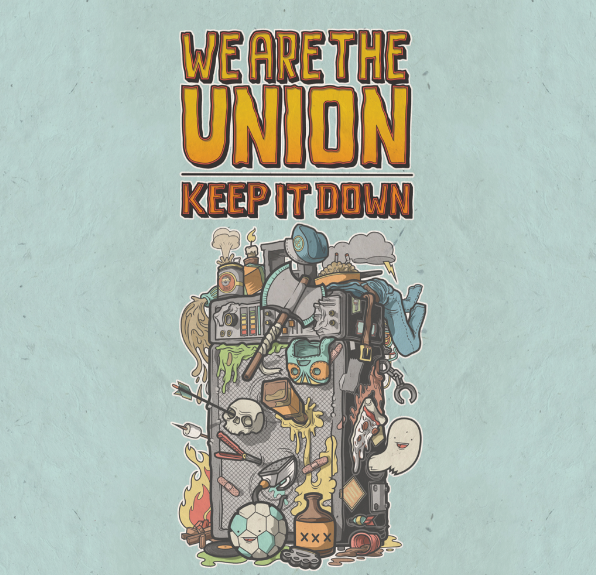 We Are The Union - Keep It Down EP