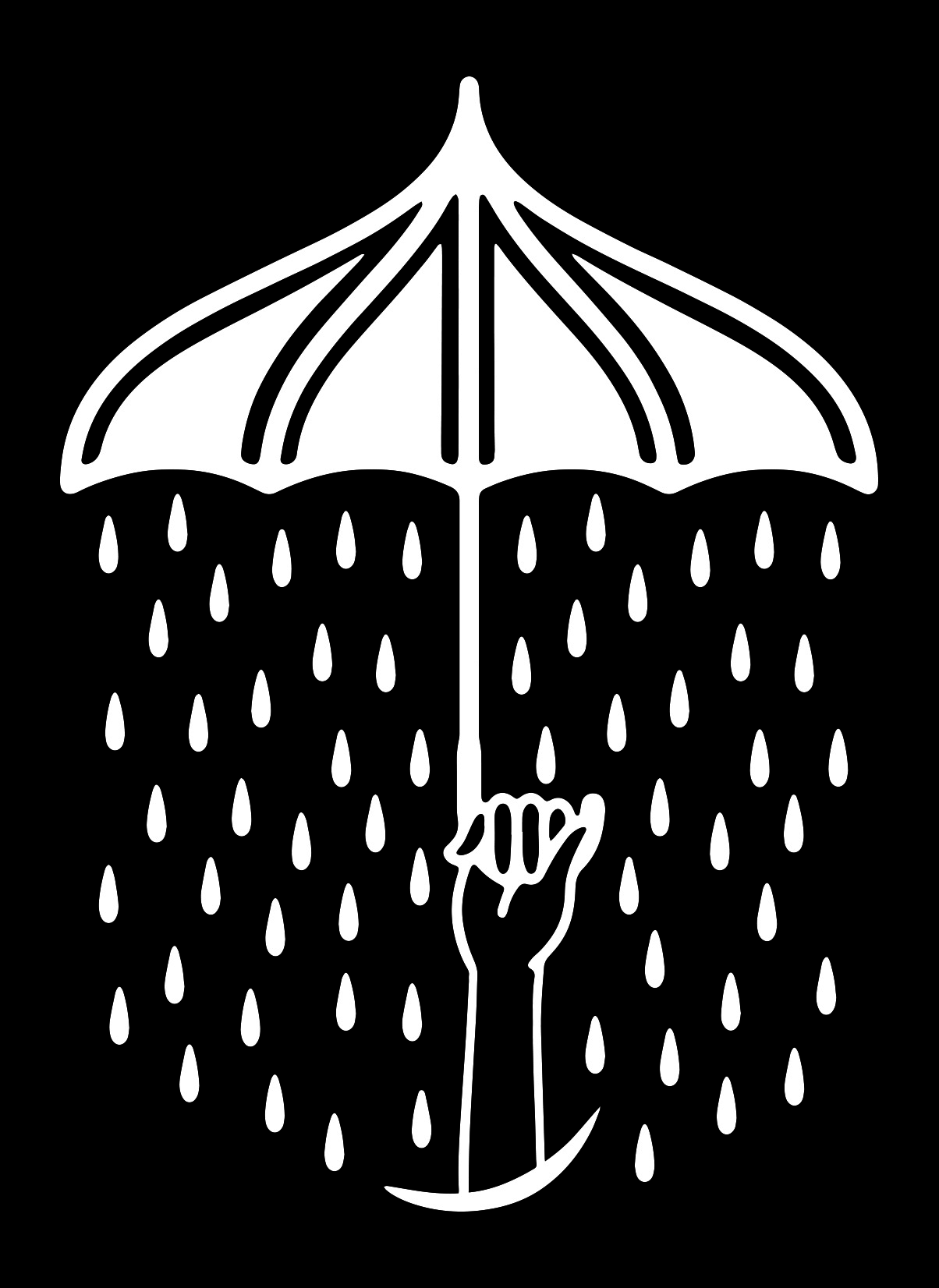 Umbrella Hoodie