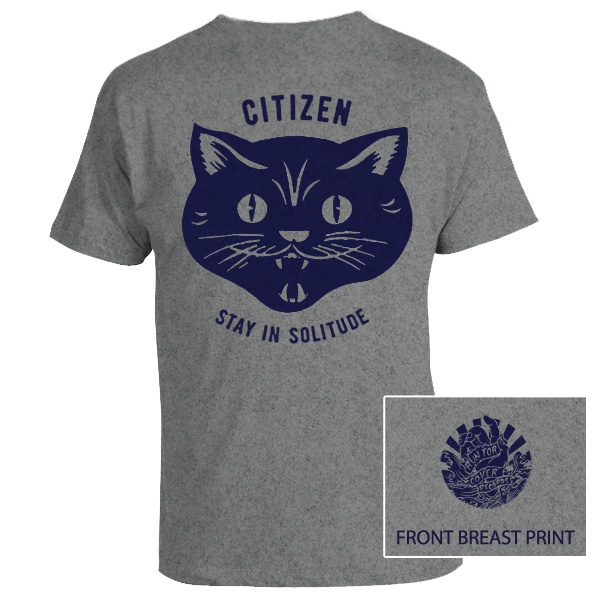 Citizen - Stay In Solitude Shirt