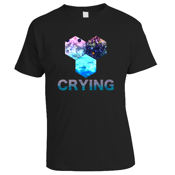 Crying - Hexagon Shirt