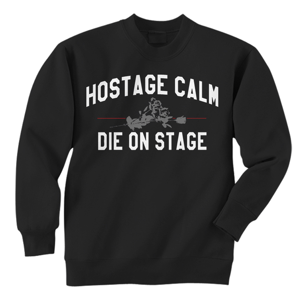 Hostage Calm - Bouquet Crewneck