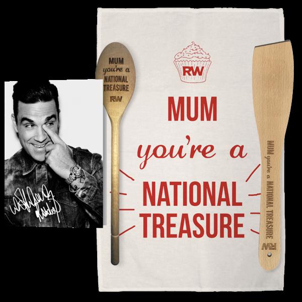 National Treasure Gift Set