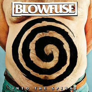 BLOWFUSE ´Into The Spiral´ [LP]