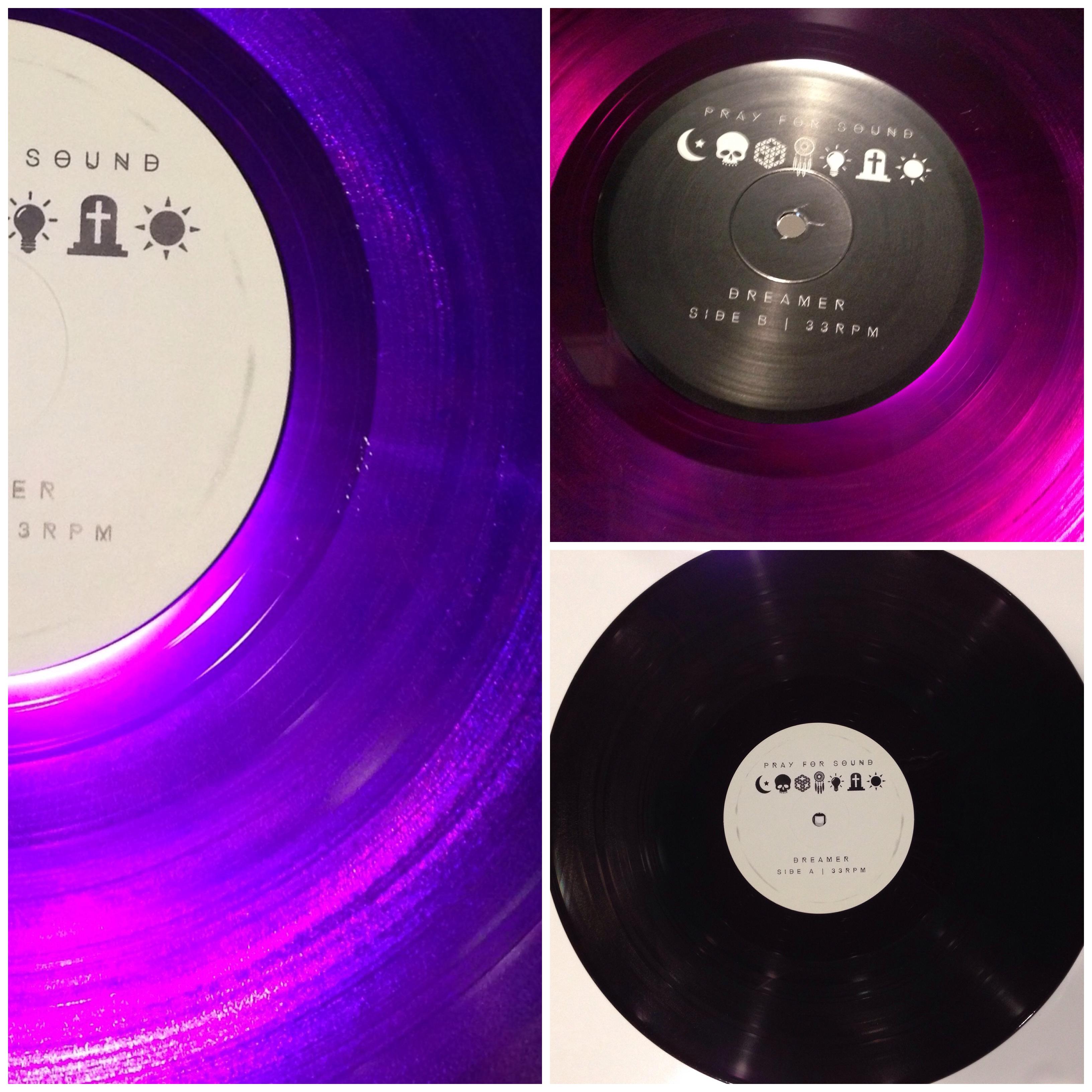 Pray For Sound - Dreamer LP