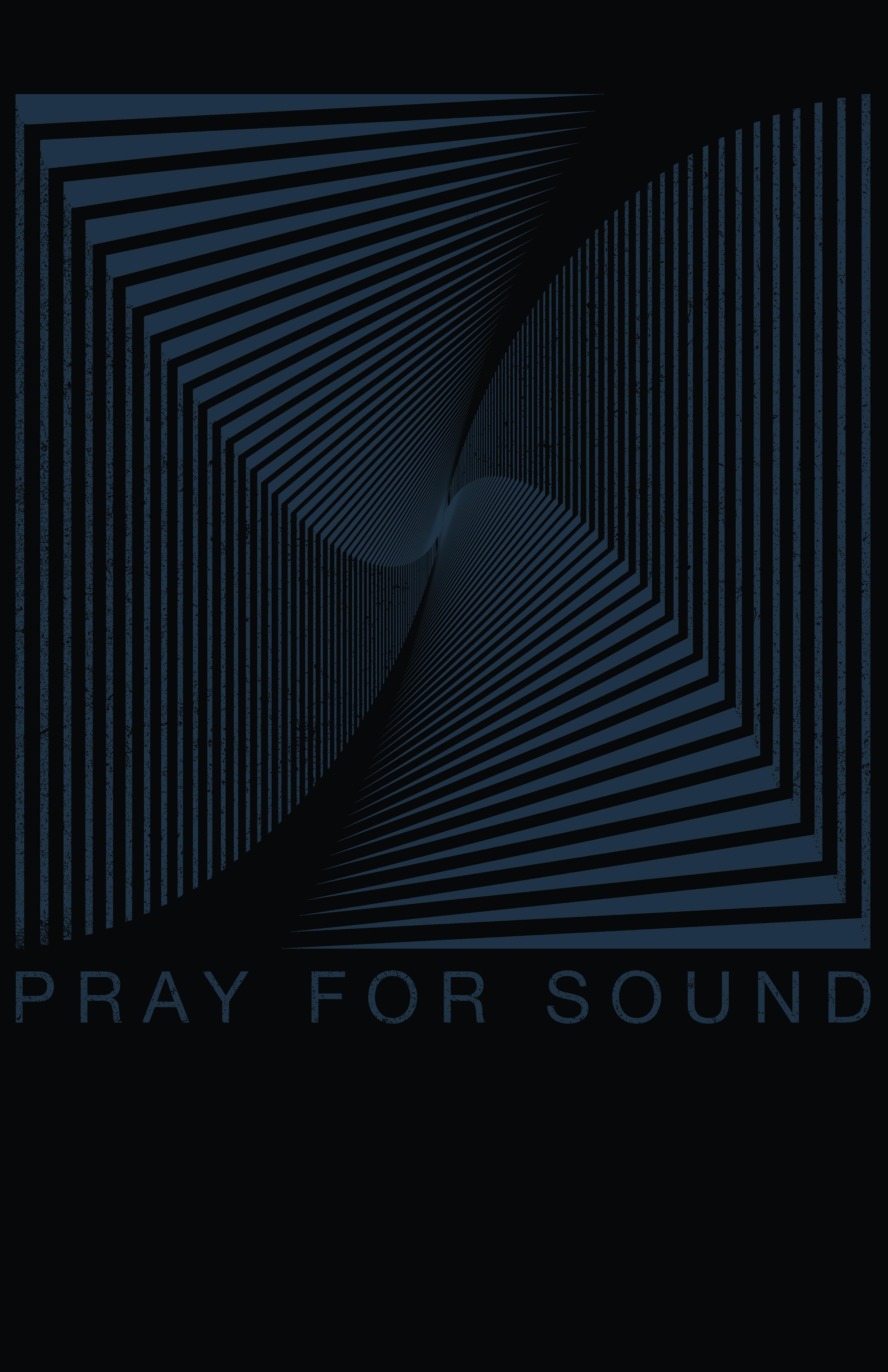 Pray For Sound - Cube Shirt