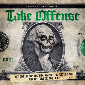 TAKE OFFENSE ´United States of Mind´ [LP]