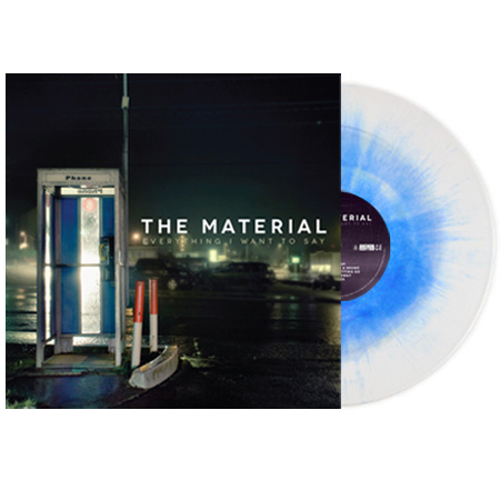 The Material - Everything I Want To Say (LP)