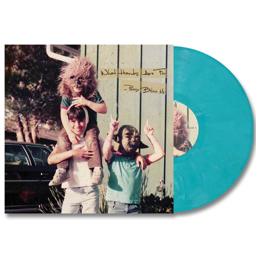 What Hands Are For - Please Believe Me (LP)
