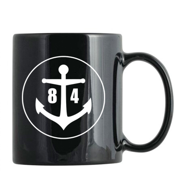 A84 - Logo Coffee Mug