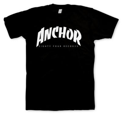 Anchor Eighty Four - Skate Tee