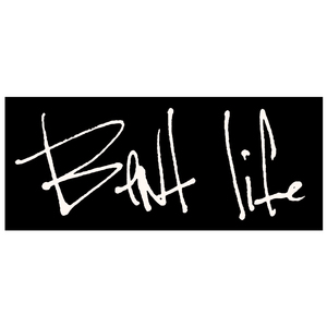 Bent Life 'Logo' Sticker