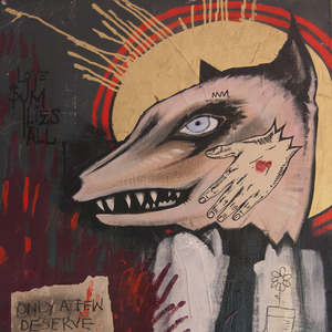 AJJ - Knife Man LP/CS
