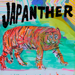 Japanther - Donut Shop Bounce EP CS