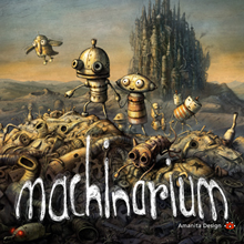 Floex - Machinarium Soundtrack LP