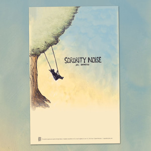 Sorority Noise - Joy, Departed Poster
