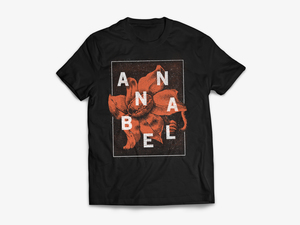 Annabel - Rose Tee